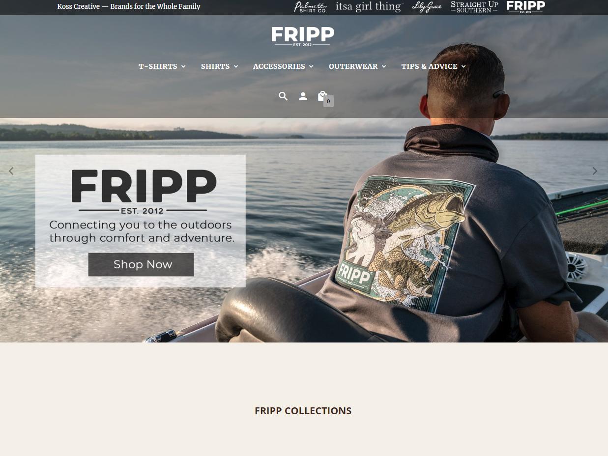 FRIPP Outdoors