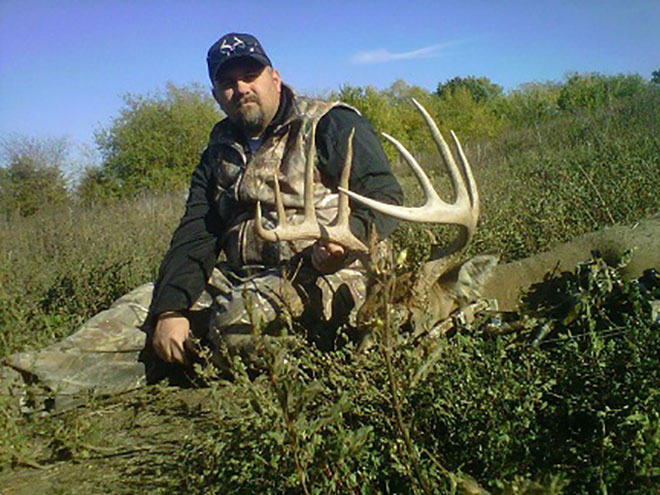 Steve's Monster Missouri Buck